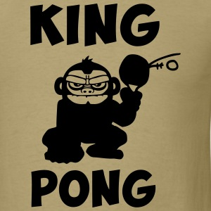 king pong T-Shirts - Men's T-Shirt