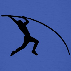 pole vault T-Shirts - Men's T-Shirt