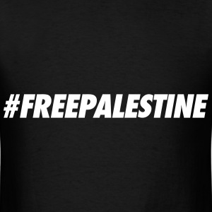 #FREEPALESTINE T-Shirts - Men's T-Shirt