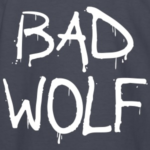 bad wolf Kids' Shirts - Kids' Long Sleeve T-Shirt
