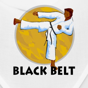 Black Belt Bandana - Bandana