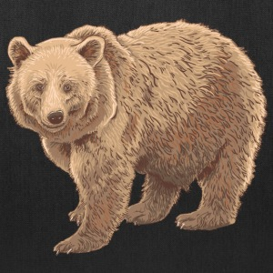 kodiak bear Bags & backpacks - Tote Bag