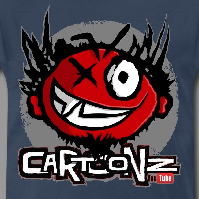 """Premium Men's """"CaRtOoNz"""" Logo Shirt"""