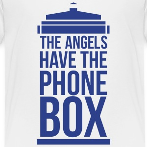 the angels have the phone box Kids' Shirts - Kids' Premium T-Shirt