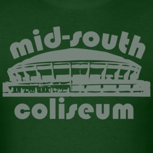 Mid-South Coliseum T-Shirts - Men's T-Shirt