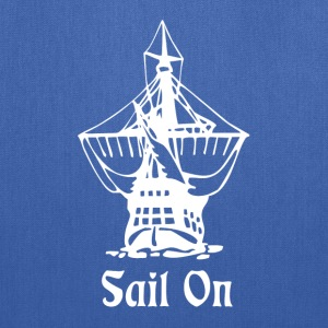 Sail on Bags & backpacks - Tote Bag