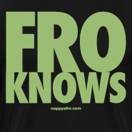 Design ~ FRO KNOWS (GREEN)