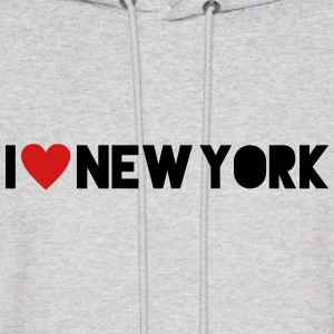 I Love New York - Men's Hoodie