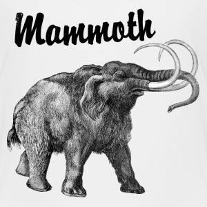 Wooly Mammoth men's t shirt - Kids' Premium T-Shirt
