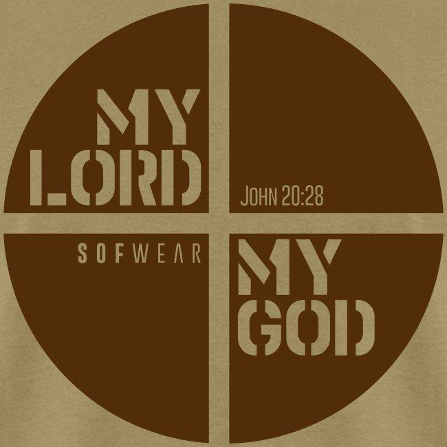 My Lord My God Tee - Mens