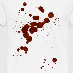 bloodstains T-Shirts - Men's Premium T-Shirt