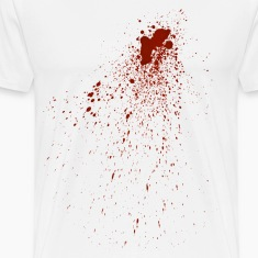 bloodstains T-Shirts