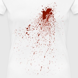 bloodstains Women's T-Shirts - Women's Premium T-Shirt