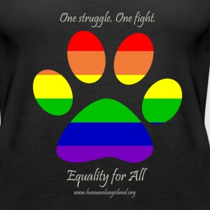 equality for all Tanks - Women's Premium Tank Top