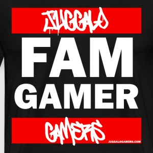 FAM GAMER - Men's Premium T-Shirt