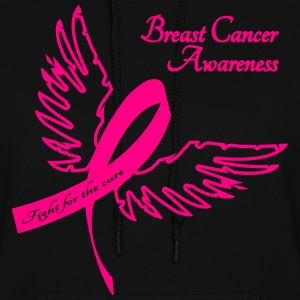 Breast Cancer Awareness Outline Hoodies - Women's Hoodie