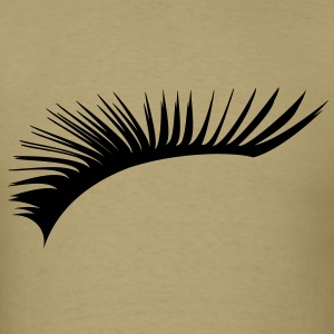 Lashes - Men's T-Shirt