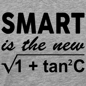 Smart Is The New Sexy T-Shirts - Men's Premium T-Shirt
