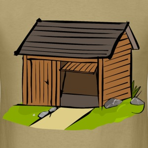 Shed - Men's T-Shirt
