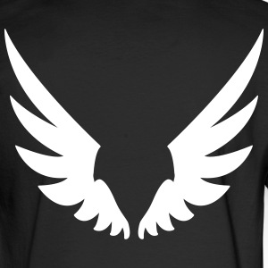 Wings, Angel wings Long Sleeve Shirts - Men's Long Sleeve T-Shirt