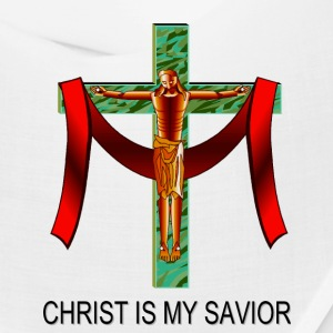 Christ Is My Savior Caps - Bandana