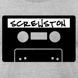 Screwston - Men's T-Shirt by American Apparel
