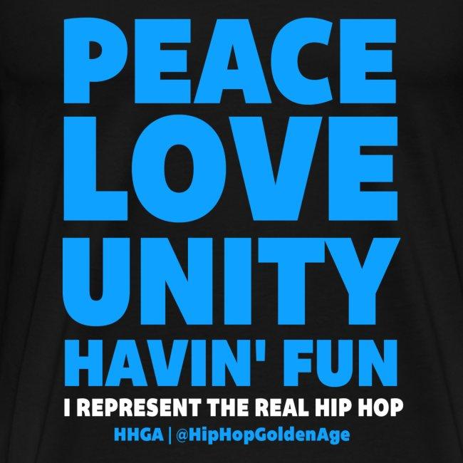 I Represent The Real Hip Hop
