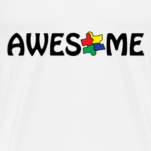 NoLF - AWESOME T-Shirts - Men's Premium T-Shirt
