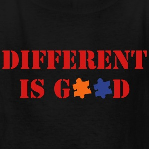 NoLF - DIFFERENT Kids' Shirts - Kids' T-Shirt