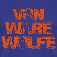 Design ~ Von Ware Wolfe - Mens - 3XL - 4XL