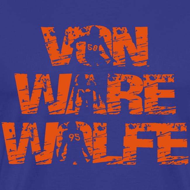 Von Ware Wolfe - Mens - 3XL - 4XL