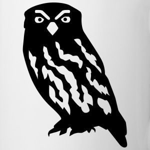 Owl Bottles & Mugs - Coffee/Tea Mug