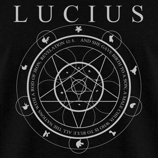 LUCIUS, PENTAGRAM AND REVELATION