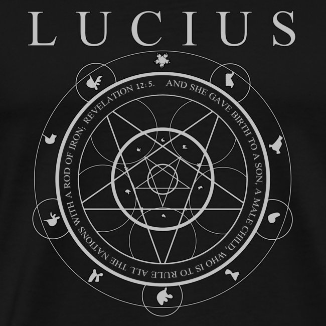 LUCIUS, PENTAGRAM AND REVELATION
