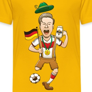 Germany is Four-time World Champion Baby & Toddler Shirts - Toddler Premium T-Shirt