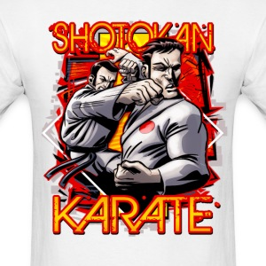 Shotokan Karate T-Shirts - Men's T-Shirt
