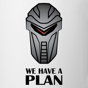 We Have A Plan Cylon Bottles & Mugs - Coffee/Tea Mug