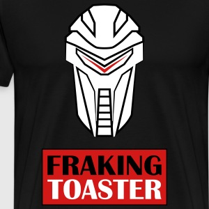 FRAKING TOASTER T-Shirts - Men's Premium T-Shirt