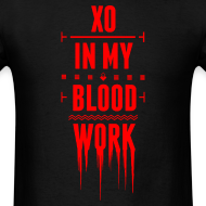Design ~ XO In My Blood Work
