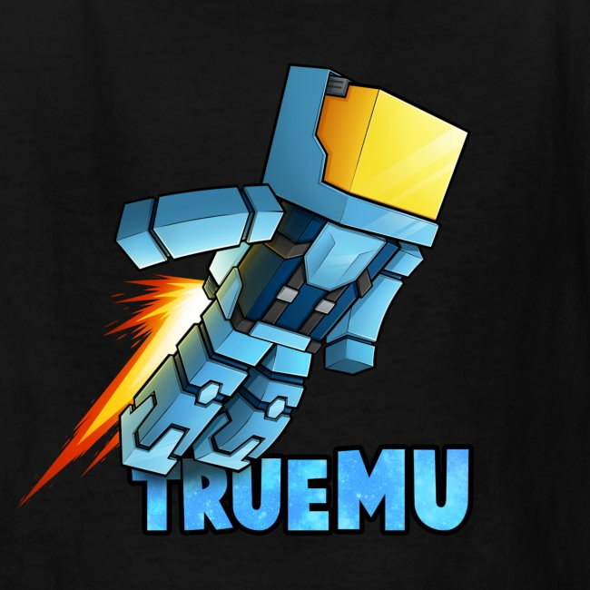 Kid's T-Shirt: Jetpack TrueMU 2