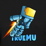 Design ~ Woman's T-Shirt: Jetpack TrueMU 2