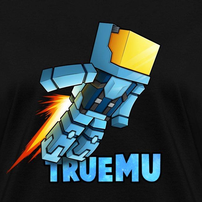 Woman's T-Shirt: Jetpack TrueMU 2