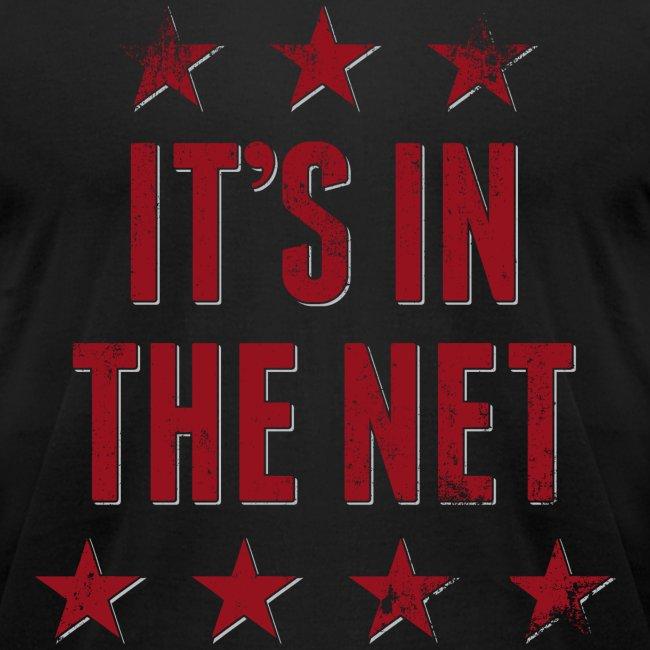 """""""It's in the Net!"""" - Men's"""
