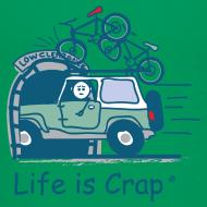 Design ~ Jeep Mountain Bike Overpass