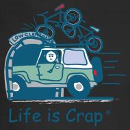 Design ~ Jeep Mtn Bike Overpass - Mens