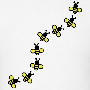 Bees T-Shirts - Men's T-Shirt