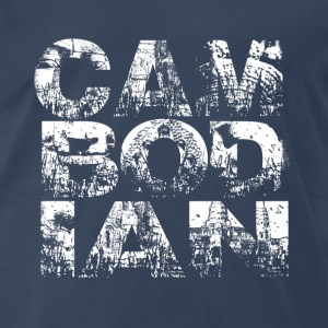 Men's Cambodian T-Shirt - Men's Premium T-Shirt
