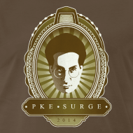 Design ~ Men's PKE Surge 2014 - Green 3XL