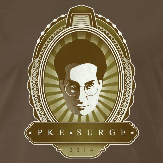 Men's PKE Surge 2014 - Green 3XL