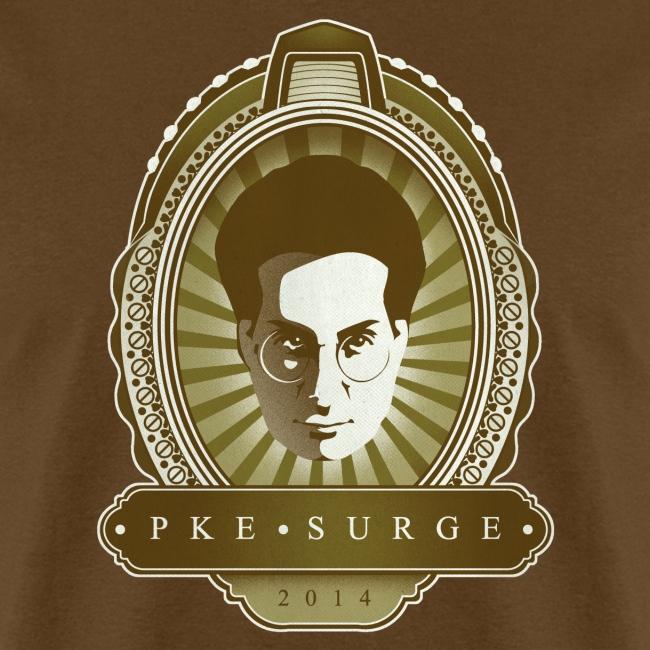 PKE Surge 2014 - Green